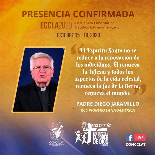 Pbro. Diego Jaramillo
