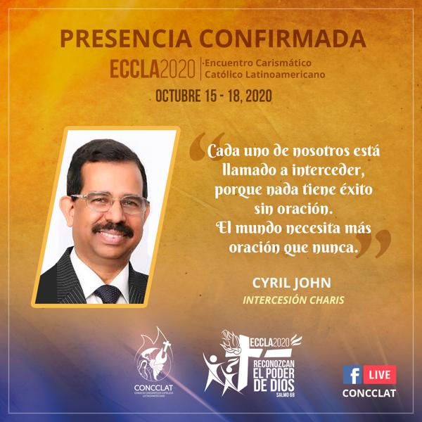 Cyril Jonh